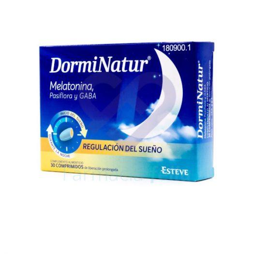 Caja de Dorminatur 30 Comprimidos