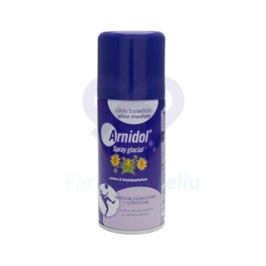 Bote Arnidol Spray Glacial, 150 ml