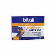 Caja Bitali Articolágeno Nativo Plus, 30 Comprimidos