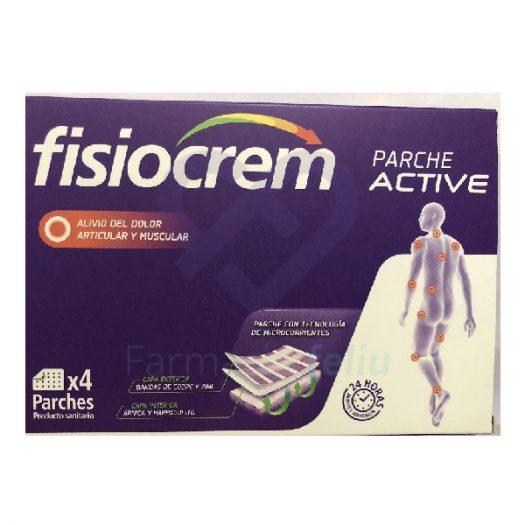 Fisiocrem Parche Active 4