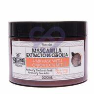 Tarro de Mi Rebotica Mascarilla Nutritiva Extracto Cebolla, 300ml