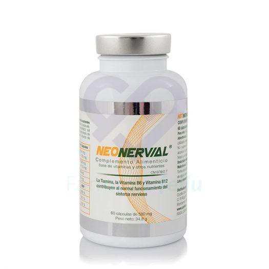 Bote de Neonervial, 60 Cápsulas