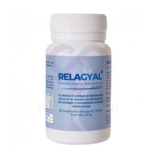 Bote de Relagyal 30 Comprimidos