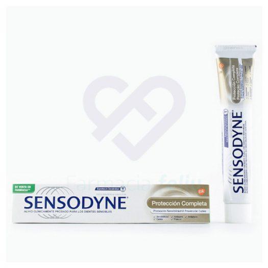 Tubo Sensodyne Protección Completa, 75 ml