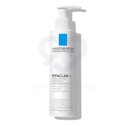 Dosificador La Roche Posay Effaclar H, 200 ml