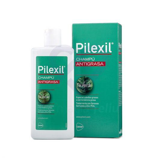 Bote Lacer Pilexil Champú Antigrasa, 300 ml