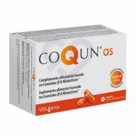 Caja de Visufarma Coqun OS, 60 Cápsulas