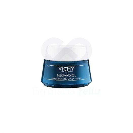 Frasco Vichy Neovadiol Complejo Sustitutivo Noche, 50 ml