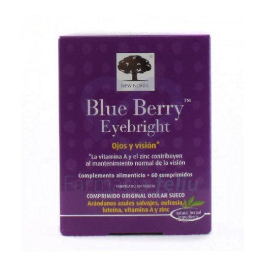 Blue Berry Eyebright 60 comprimidos