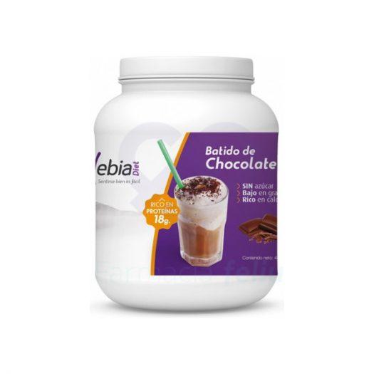 Bote de Ellebia Diet Batido de Chocolate, 400 gr