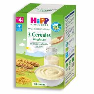 Caja de Hipp 3 Cereales, 400 gr