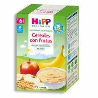 Caja de Hipp Cereales con Frutas, 600 gr