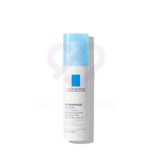 Dosificador La Roche Posay Hydraphase Intesiva UV Ligera, 50 ml