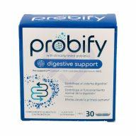 Caja de Probify Digestive Support, 30 Cápsulas