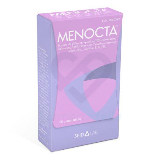 Menocta, 30 Comprimidos
