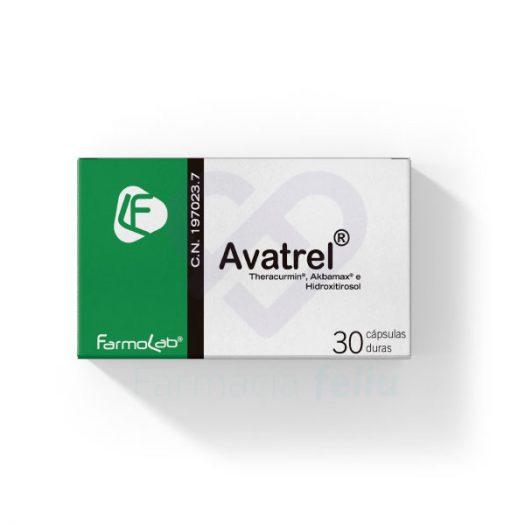 Avatrel 30 Cápsulas