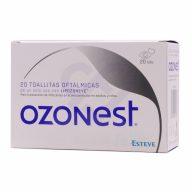 Ozonest Toallitas Oftálmicas, 20 Uds