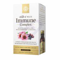 Solgar Ester-C Plus Inmune Complex, 60 Cápsulas