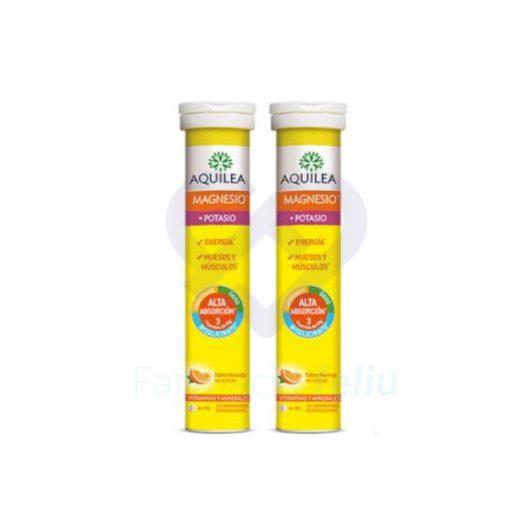 Aquilea Magnesio y Potasio, 2x28 Comprimidos