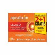 Pack Apiserum Vitalidad, 90 Cápsulas