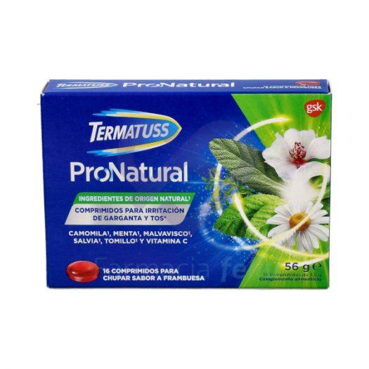 Termatuss Pronatural, 16 Comprimidos