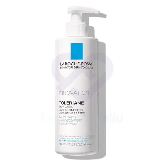 La Roche Posay Toleriane Crema Limpiadora, 400 ml