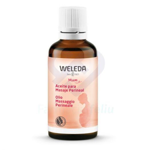 Weleda Aceite de Masaje Perineal, 50 ml