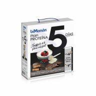 Bimanan Plan Proteína 5 Días