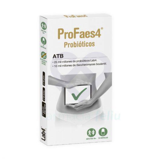 Profaes4 ATB, 10 Cápsulas