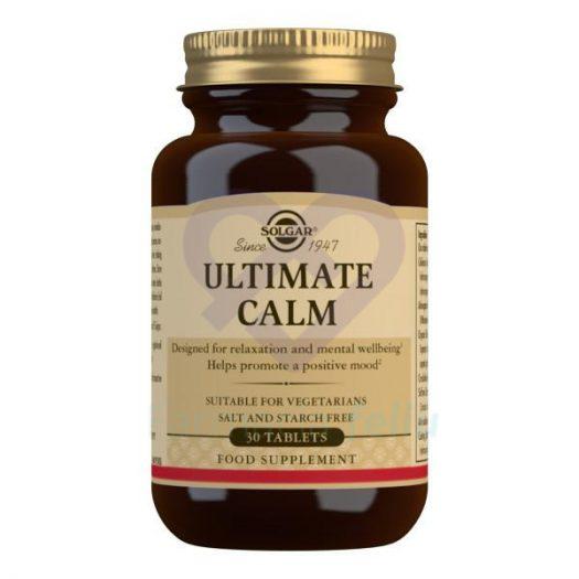 Solgar Ultimate Calm, 30 Comprimidos