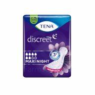 Tena Discreet Maxi Night, 12 uds